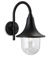 Firstlight Astra Wall Lantern (Black)