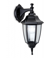 Firstlight Faro Lantern Downlight (Black)