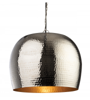 Firstlight Assam Large Pendant (Nickel)