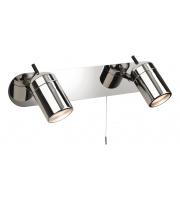 Firstlight Atlantic Twin Spotlight Bar (Chrome)
