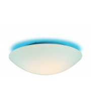 Firstlight Disc Flush Fitting (Opal Glass)