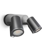 STEINEL Xled Spot Duo Anthracite (Aluminium)