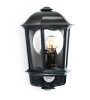 Steinel Elegant in every detail.Classic Sensor Light L190S Black