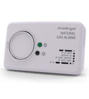 FireAngel Sealed Battery Natural Gas Alarm (Matt White)