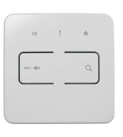 FireAngel Wireless Control - Test, Silence, And Locate (10yr Lithium Battery) (White)