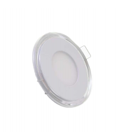 Gap Lighting Retro 10W Round White With White Halo Sequential Switching Led Downlight
