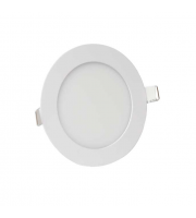 Gap Lighting Polar 6W White 6000K Dimmable Recessed Led Panel Downlight