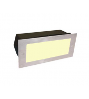 Gap Lighting Retro 10W Square Warmwhite With Warmwhite Halo Sequential Switching Led Downlight