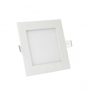Gap Lighting Polar 18W Square Warmwhite 3000K Dimmable Recessed Led Panel Downlight