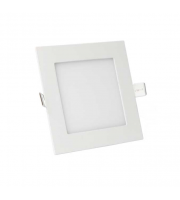 Gap Lighting Polar 6W Square White 6000K Dimmable Recessed Led Panel Downlight