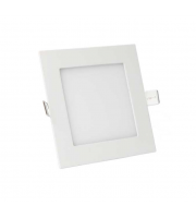 Gap Lighting Polar 6W Square Warmwhite 3000K Dimmable Recessed Led Panel Downlight