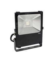 Gap Lighting 100W Rgb Black Die Cast Aluminium Led Floodlight