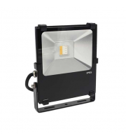 Gap Lighting 20W Rgb With White 6000K Black Die Cast Aluminium Led Floodlight