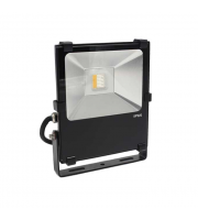 Gap Lighting 20W Rgb With Warmwhite 3000K Black Die Cast Aluminium Led Floodlight