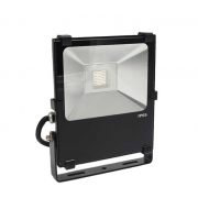 Gap Lighting 30W Rgb Black Die Cast Aluminium Led Floodlight