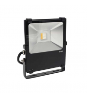 Gap Lighting 60W Rgb Black Die Cast Aluminium Led Floodlight