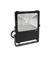 Gap Lighting 90W Rgb With White 6000K Black Die Cast Aluminium Led Floodlight