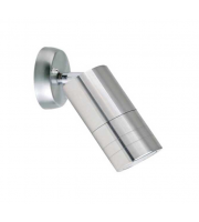 Gap Lighting Pillar 240V Stainless Steel GU10 Adjustable Spotlight