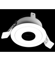 Collingwood Downlight Housing Adjustable With Pin Hole Attachment(White)