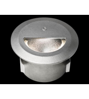 Collingwood Stainless Steel Wall-light Round Faced(White)