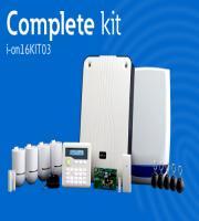 Scantronic I-ON16KIT03 Wireless Kit + With Speech & KeyFob (White)