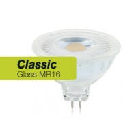 Integral 5.3W Glass MR16 LED Lamp (Warm White)