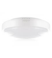 Integral IP44 18W 4000K Tough Shell LED Bulkhead (White)