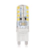 Integral G9 2.5W Non-Dimmable LED Lamp (Warm White)