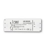 Integral 50W 12V Constant Voltage LED Driver (White)