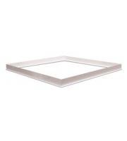 Integral Frame to Recess 600 x 600mm LED Panels (White)
