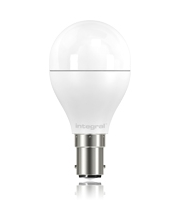 6.8W Integral Non-Dimmable B15 2700K (Warm White)