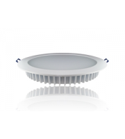 Integral 15W Dimmable 200mm 6500K LED Downlight (Daylight White)