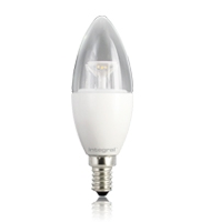 Integral 6.5W E14 Dimmable LED Candle Lamp (Cool White)