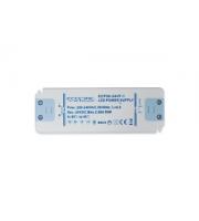 Integral Constant Voltage Driver 50W 24VDC IP20 Non-dimm 200-240V Input