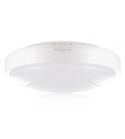 Integral 18W IP44 12W Tough-shell LED Bulkhead (White)