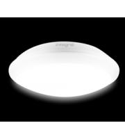 Integral Tough Shell+ Bulkhead 308MM Dia IP66 1500LM 15W 4000K IK10 120 Beam Non-dimm White 100LM/W