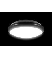 Integral LED Bulkhead + 3HR Emergency + Microwave 15W 4000K