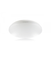Integral Value+ 16W 3000K Non Dimmable LED Bulkhead (White)