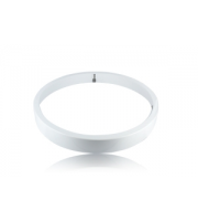 Integral White Bezel Accessory for Value+ LED Bulkheads (White)