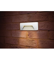 Integral Pathlux Surface Brick Light IP65 3w 160lm 3000K (White)