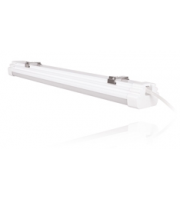 Integral 60W IP65 Tri-Proof Emergency LED Batten (White)