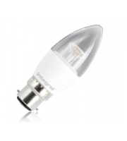 Integral Candle B22 470LM 5.6W Eq. to 40W 2700K Dimmable 80CRI 240° (Clear)