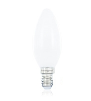Integral Classic Candle E14 250LM 2.9W Eq. to 25W 5000K Non-dimmable 80CRI 280° (Frosted)