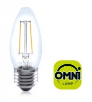 Integral 2W E27 Non Dimmable LED Omni-Lamp (Warm White)