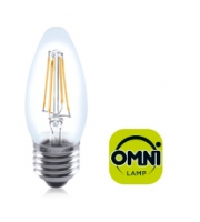 Integral 4W E27 Non Dimmable LED Omni-Lamp (Warm White)
