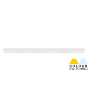 Integral Cabinet Batten Switchable Colour 620LM 8W 2700/4000K  90LM/W 570MM 2FT Linkable