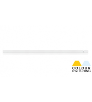 Integral Cabinet Batten Switchable Colour 940LM 12W 2700/4000K 90LM/W 870MM 3FT Linkable