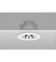 Integral Recessed Downlight 75MM Cutout 6W 600LM 100LM/W 4000K 60 Beam Dimmable White Integral