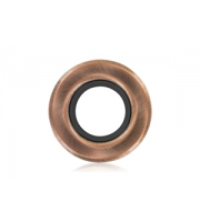 Integral Luxfire Fire Rated Downlight Copper Bezel