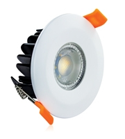 Integral Warmtone Fire Rated 70MM Cutout 450LM 6W 2200-3000k Dimmable (White)